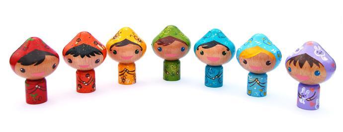 Custom Jibibuts by Noferin