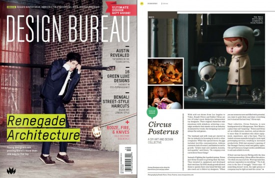 Design Bureau December 2011
