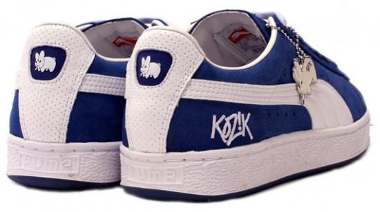 Frank Kozik sneakers