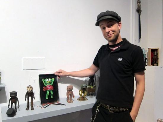 Mikie Graham, curator