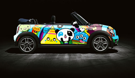 Mini Cooper by TADO