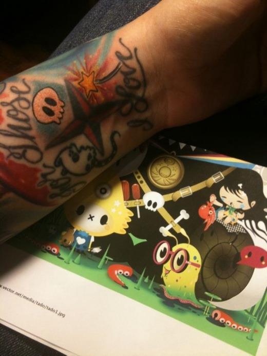 TADO tattoo