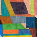 Chris Johanson artist carpet