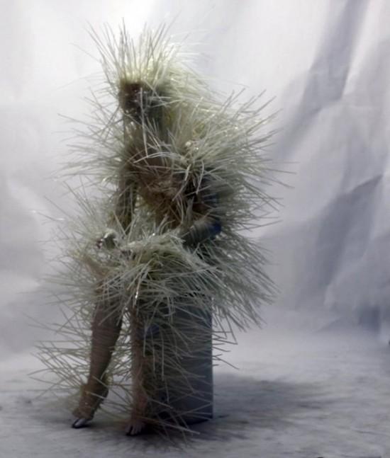 Dave Freakshow Sculpture