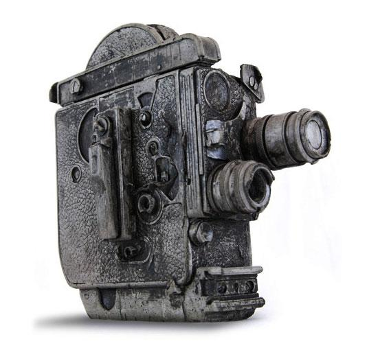 16mm Camera from Future Fossils by Bughouse