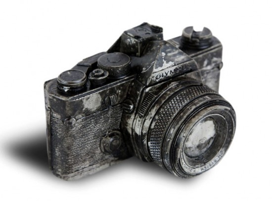 35mm Camera from Future Fossils by Bughouse