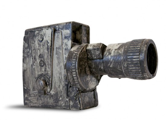 8mm Camera by Bughouse