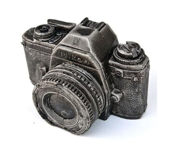 Nikon Camera from Future Fossils by Bughouse