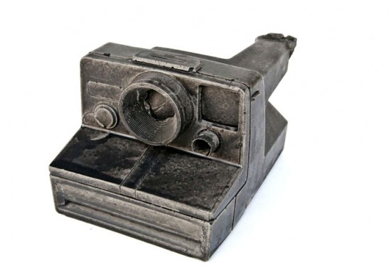 Polaroid Camera from Future Fossils by Bughouse