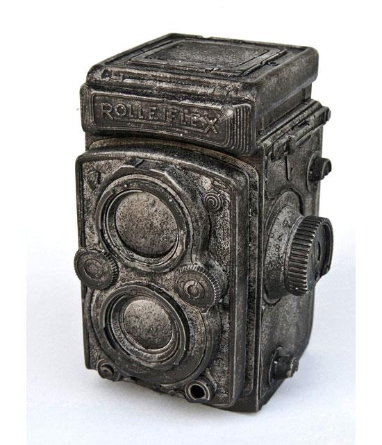 Rolleiflex Camera from Future Fossils by Bughouse