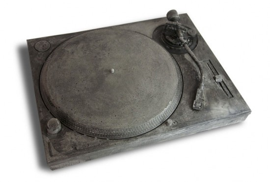 Turntable from Future Fossils by Bughouse