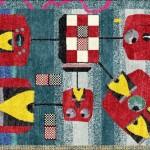 Misha Hollenbach artist carpet