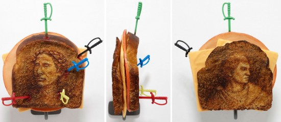 Assassination Sandwiches (Ceasar/Brutus) © Tibi Tibi Neuspiel