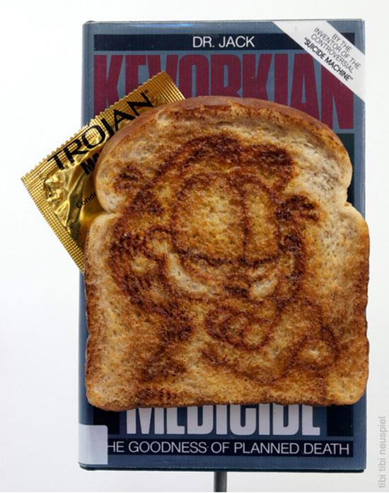 Morality Sandwich (Garfield) © Tibi Tibi Neuspiel