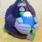 Fujisan resin by Bigfoot x Dragatomi