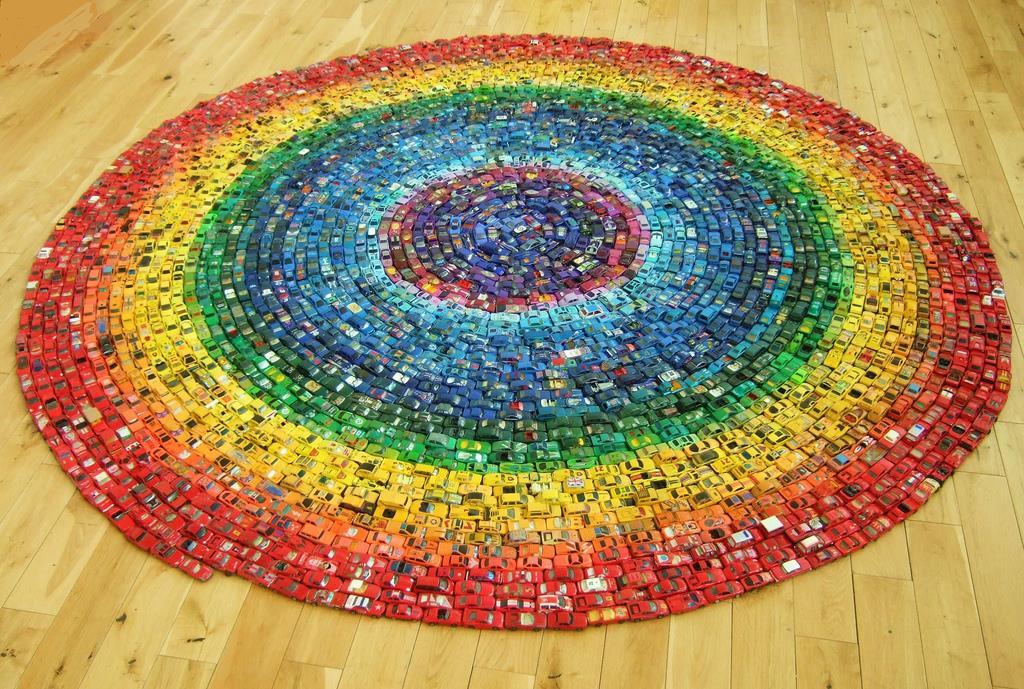Car atlas rainbow 1