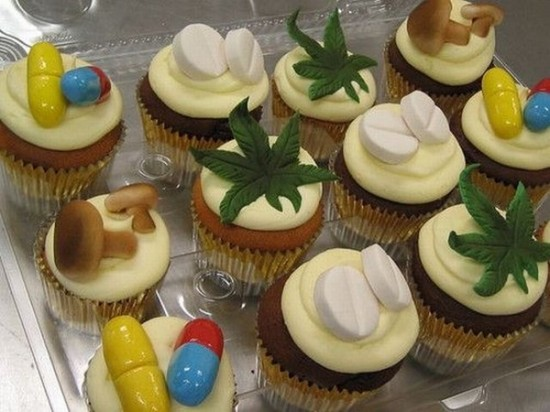 Cupcakes for Druggies