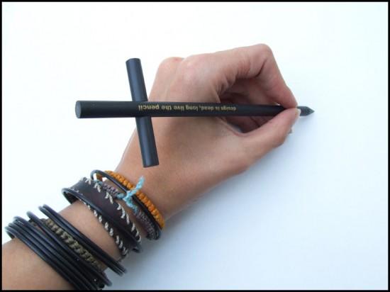 Design is Dead pencil by Studiolav
