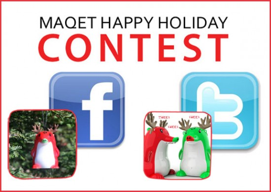 MAQET Happy Holidays Contest