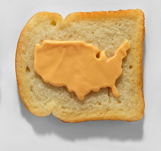 Processed Cheese Maps © Tibi Tibi Neuspiel