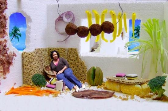 Stefan Gross workshop Dutch People in Vegetable Houses
