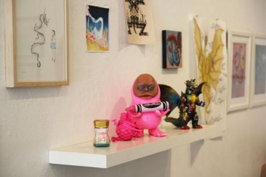 Pink Color Bringer by Bjorn Calleja