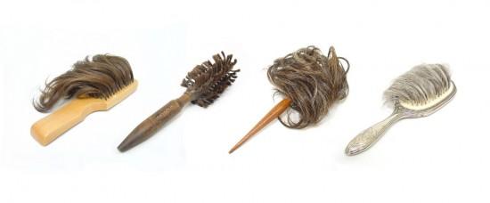 Hair Art Brush Series by Agustina Woodgate