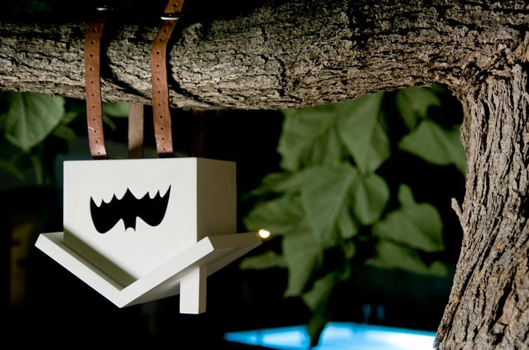 Bat House by Estudio Estres