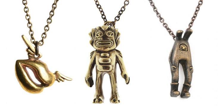 Metal Jewelry by Blamo