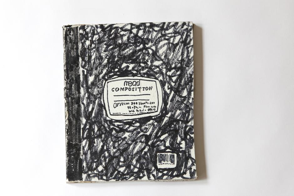 Sheet rock notebooks