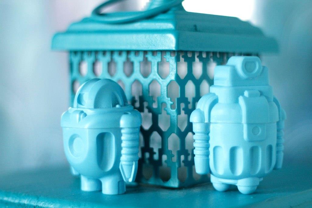 Robotone by Cris Rose