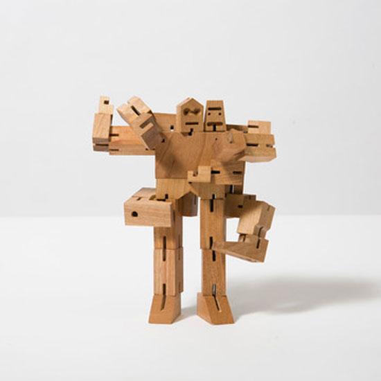 Cubebot Piggybackers