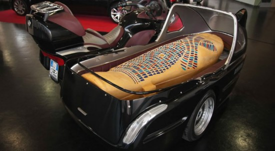 Devota Coffin Sidecar