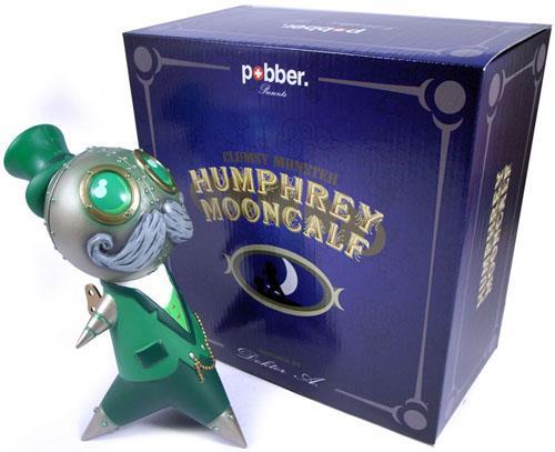 Leprechaun Humphrey Mooncalf by Doktor A (Tomenosuke Exclusive)