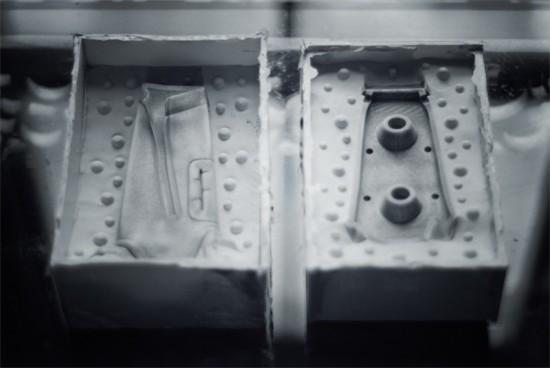 Fabrice le Nezet resin process