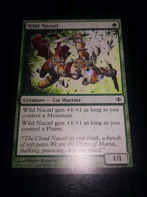 Magic Cards With Googly Eyes Tumblr