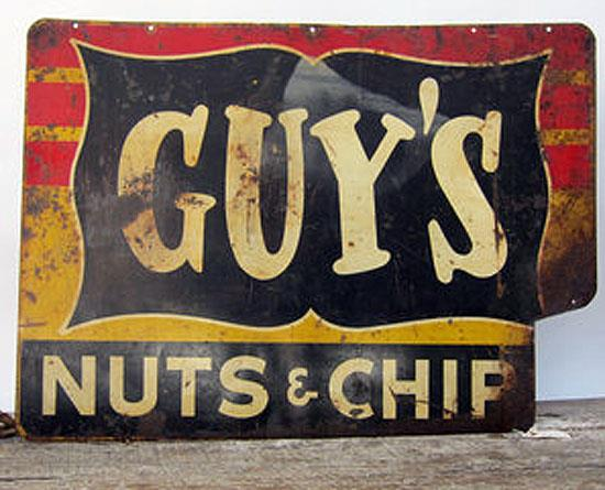 Guys Nuts and Chips