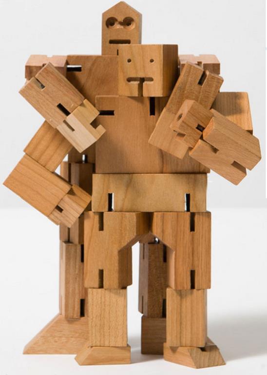 Julien & Cubebot