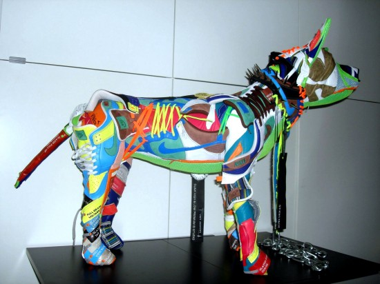 Nike Dogs by Vinti Andrews