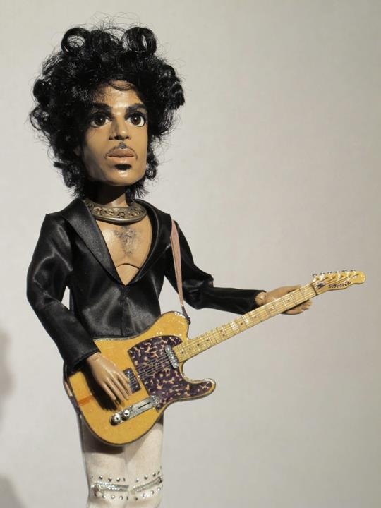 Prince action figure