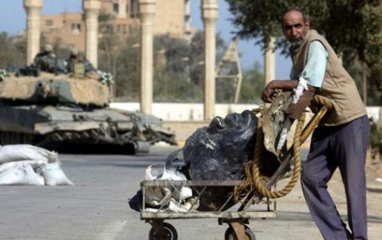 scrapmetal in Baghdad