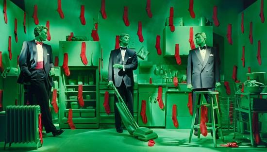 The Sock Situation © Sandy Skoglund