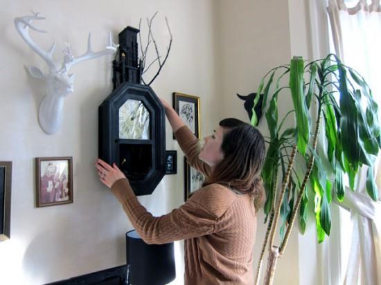 Angela Casserly studio visit