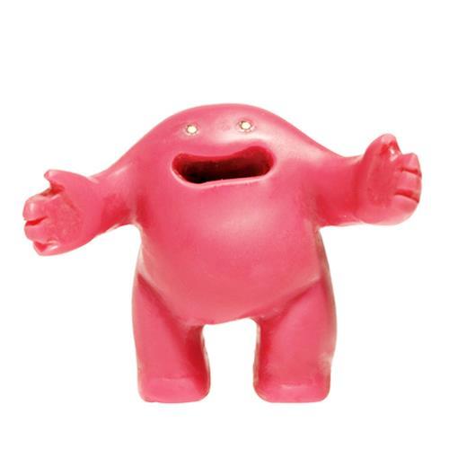 Blamo's Pink Hug Resin