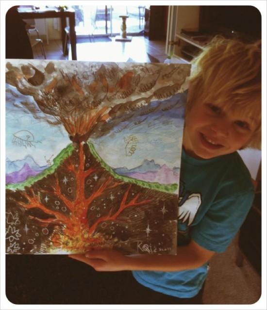 Earth Movement emerging artist!