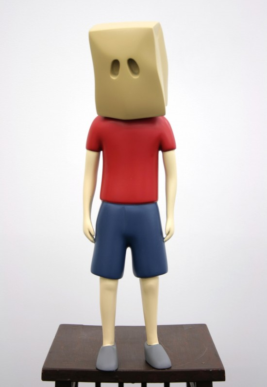 &quot;Paper Bag Boy&quot; by Fredrik Raddum