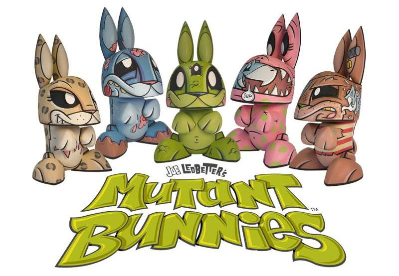 Mutant Bunnies by Joe Ledbetter Round 3