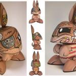 Pirate Bunny by Joe Ledbetter
