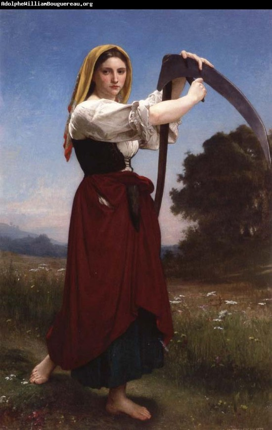 William Bouguereau's The Reaper