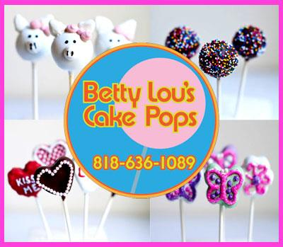 Betty Lou's Cake Pops